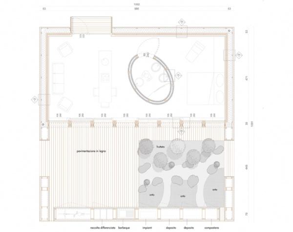 Case ecologiche il progetto o zeropositivo for Progetti case ecologiche
