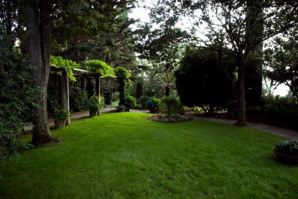 I dieci parchi piu 39 belli d 39 italia for Architetto giardini roma