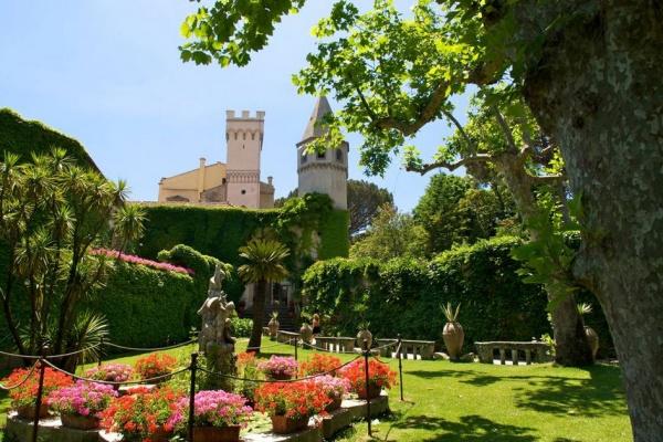 Ecco i dieci parchi e giardini piu 39 belli d 39 italia for Giardini da visitare