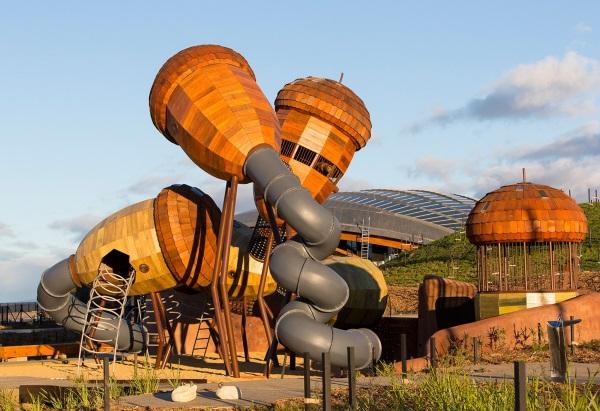 Case Tipiche Australiane : World architecture festival 2014: il national arboretum vince come
