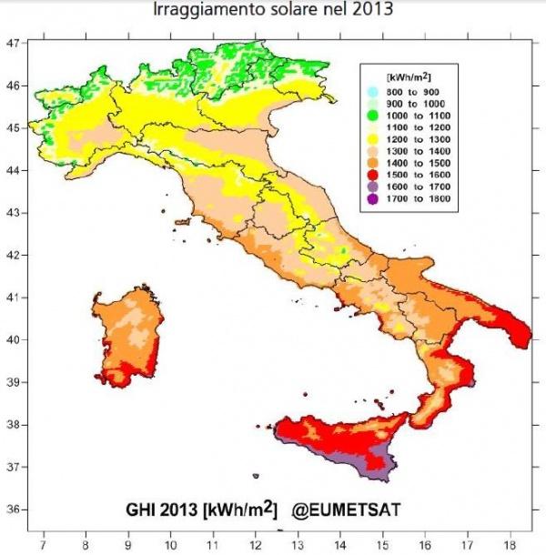 Gse: il rapporto 2013 sul fotovoltaico in Italia, tra ...