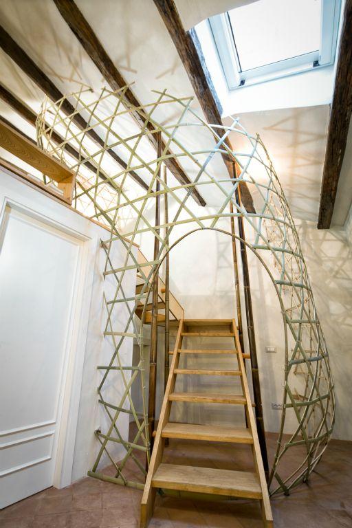 Il bambu 39 come materiale strutturale la sfida 39 di for Archi arredo roma