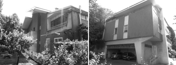 Rinnovamento edilizio la casa sulla collina torinese di for Costo medio a lato di una casa a 2 piani