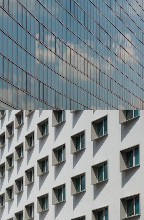 Rinnovamenti edilizi goring straja per la sede axa a for Piani dell edificio per la colazione