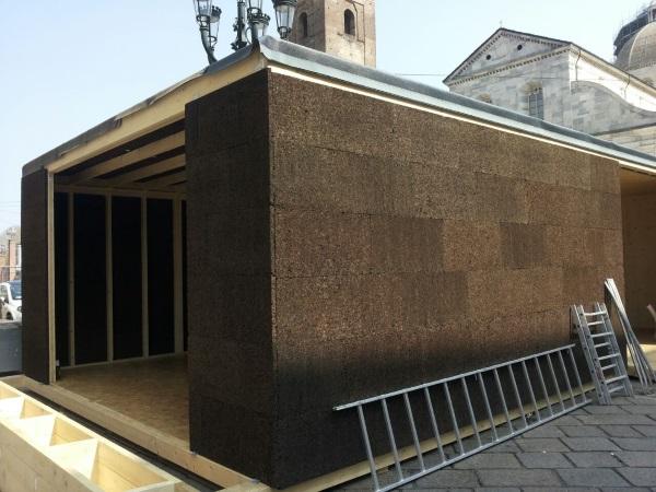 Edilizia prefabbricata in legno per la sindone a torino - Pannelli osb per esterno ...