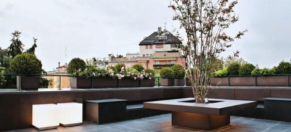 Progettazione esterni: come scegliere i vasi per giardini e ...