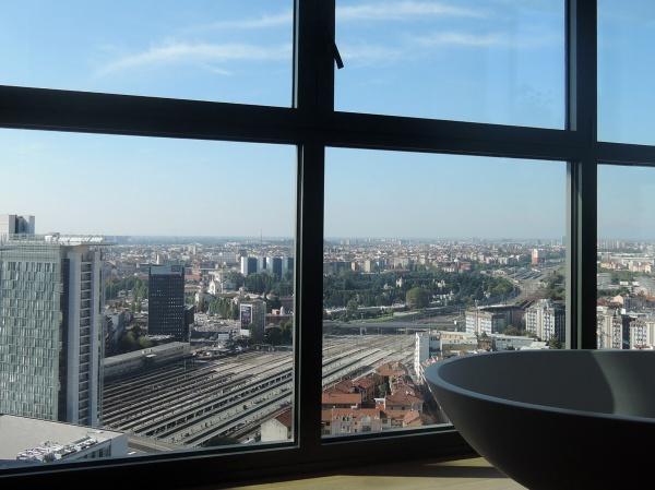 Bosco verticale inaugurato a milano la fotogallery - Architetto interni milano ...