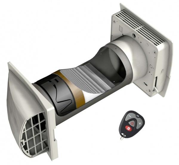 L 39 unita 39 di ventilazione meccanica controllata recupero - Ventilazione meccanica ...